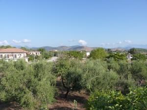 Tsouknida-Griechisches Dörfchen